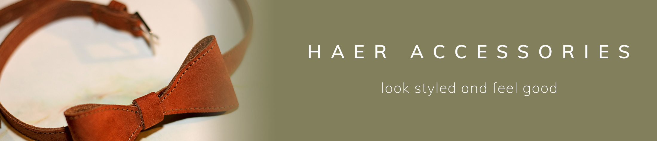 SS20 - Haer Accessories