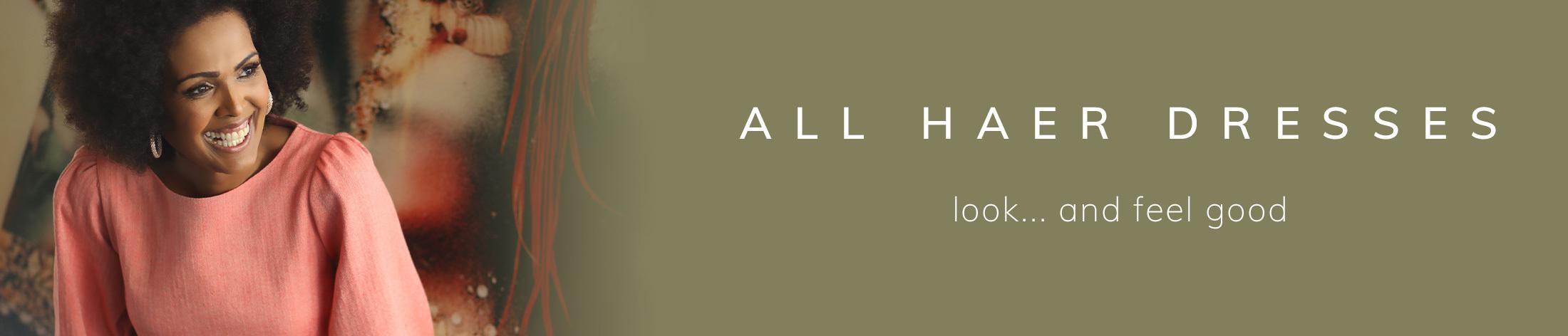 A/W 20 - All Haer Dresses