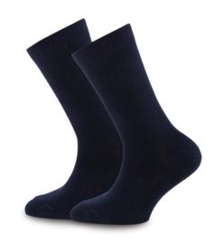 Ewers sokken dubbelpak marine