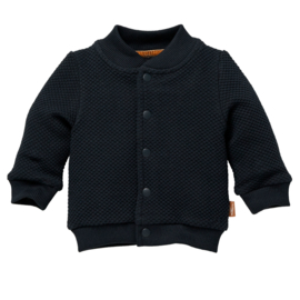 LEVV newborn LEO cardigan dark blue