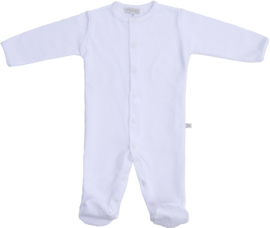 Mats&Methe 0058 suit unisex wit