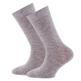 Ewers 29223 sokken 2 paar grijs melee