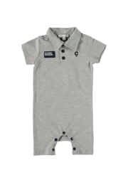 Le Chic Garcon 0092 Polo-suit Delicate Grey