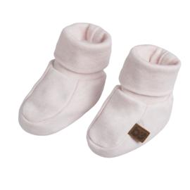 Baby's Only 3480101 Slofjes Classic roze melange