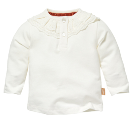 LEVV newborn LEXIE longsleeve off white