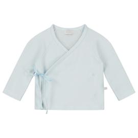 Mats&Methe 0060 Overslagshirtje lichtblauw
