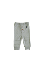 Le Chic Garcon 0693 Trousers knee-part soft sweat Seal Melee