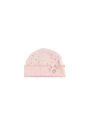 Le Chic 9990 Hat with rhinestones Pretty in Pink