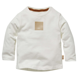 LEVV newborn LENNOX shirt white