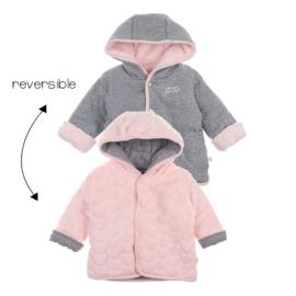 Feetje 518.00235 Omkeerbaar jasje met capuchon Roze