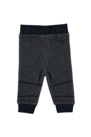 Le Chic Garcon 0690 Trousers indigo sweat Blue Navy