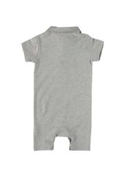 Le Chic Garcon 0092 Polo-suit Delicate Grey