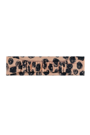 Bampidano 5968 Haarband print Light pink