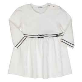 Gymp 1897 offwhite jurkje