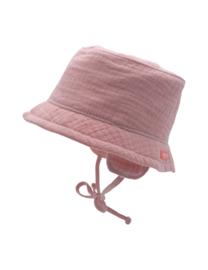 Maximo hoedje organic cotton roze