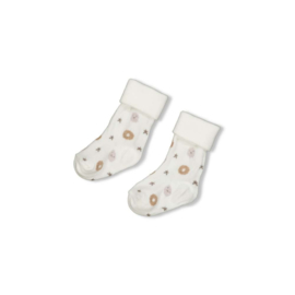 Feetje 50400138 Sok Mini Cookie Offwhite