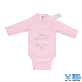 VIB romper Lovely Roze