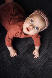 LEVV newborn LAILA jurkje donkerrose
