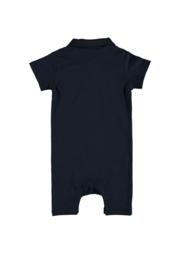 Le Chic Garcon 0091 Polo-suit Blue Navy