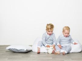 Feetje pyjama lichtblauw