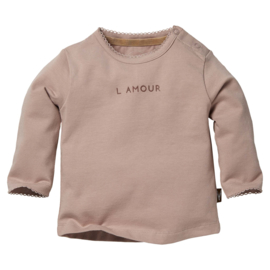 LEVV newborn BONNIE shirtje lila