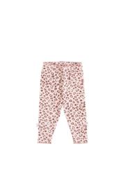 Le Chic 9593 Legging leopard hearts Pretty in Pink