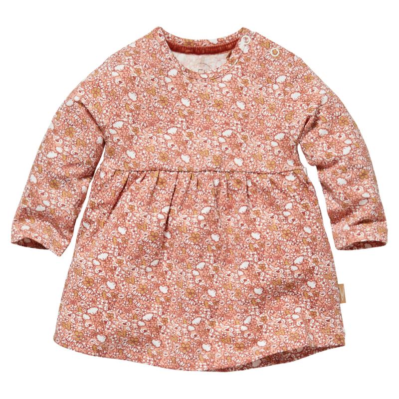 LEVV newborn LELIE jurkje  bloem