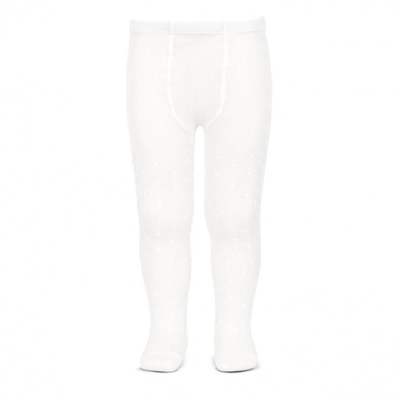 Cóndor 2565/1 maillot opengewerkt 200 wit