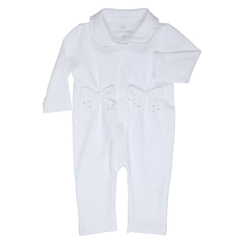 Gymp 1199 suit meisje wit