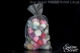 Soy Scent Pakket Extra Large (50 stuks)