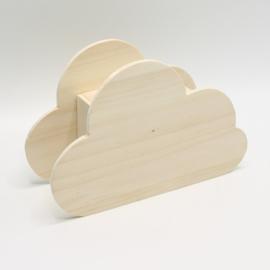 spaarpot wolk 18,5x12x5,8cm