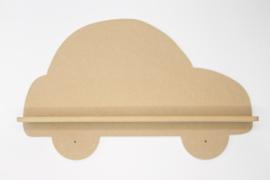 Auto kapstok met plank