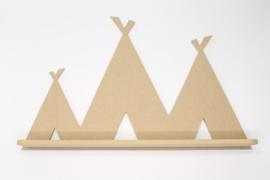 Tipi wandplank