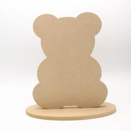 beer groot met voet