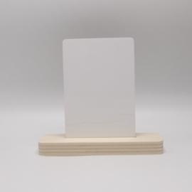 plankje populieren met sublimatie rechthoek