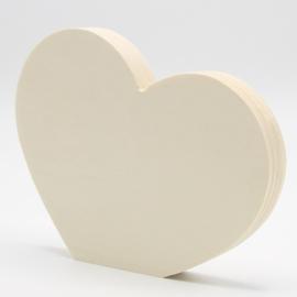 Populieren multiplex 18mm hart met rechte onderzijde 16,5x13cm