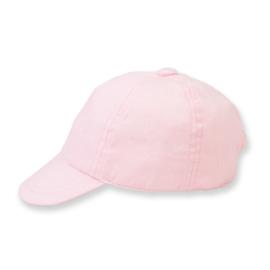 licht roze pet 0-5 jaar
