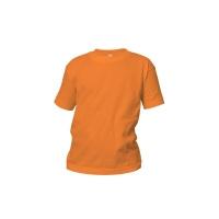 kindershirt logostar 116 oranje