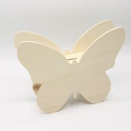 spaarpot vlinder 24x19,3x5,8cm