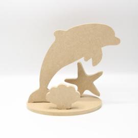 themafiguur dolfijn