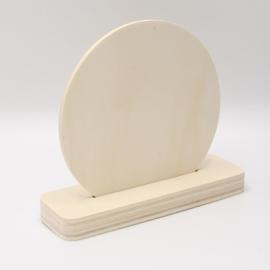 plankje cirkel lang/smal