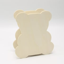 spaarpot beer 13,4x15,1x5,8cm