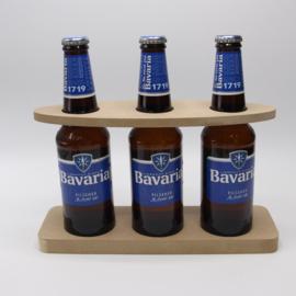 bierfleshouder 3 bierflesjes
