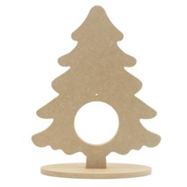 kerstboom met bal midden
