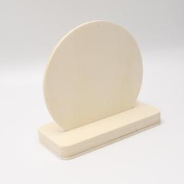 plankje cirkel kort/breed