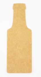 bierflesje 28 x 10 cm