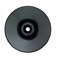 stampervoet diameter 178 mm