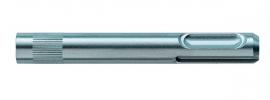 """van SDS-Plus naar 1/4"""" binnenzeskant voor opname schroefbits zonder magneet"""
