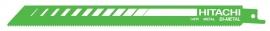 RD40B reciprozaagblad metaal + hout 19mm 225 / 203,5L TPI 10 Bi-Metal (200 stuks)