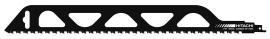 RB90 reciprozaagblad steen 50mm 457 / 432,2L TPI 2 HM/TC